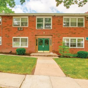 Placid Gardens Apartments For Rent in Highland Park, NJ Building View
